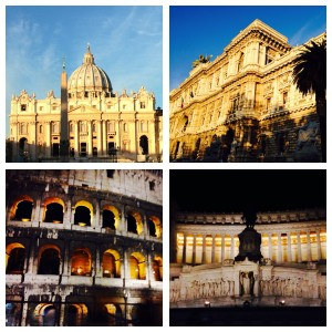 When in Rome with Hilton…