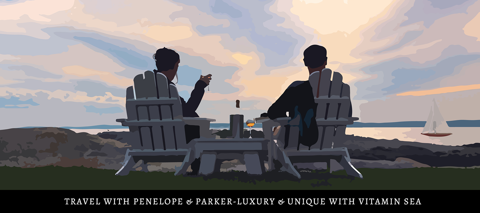 Travel with Penelope & Parker
