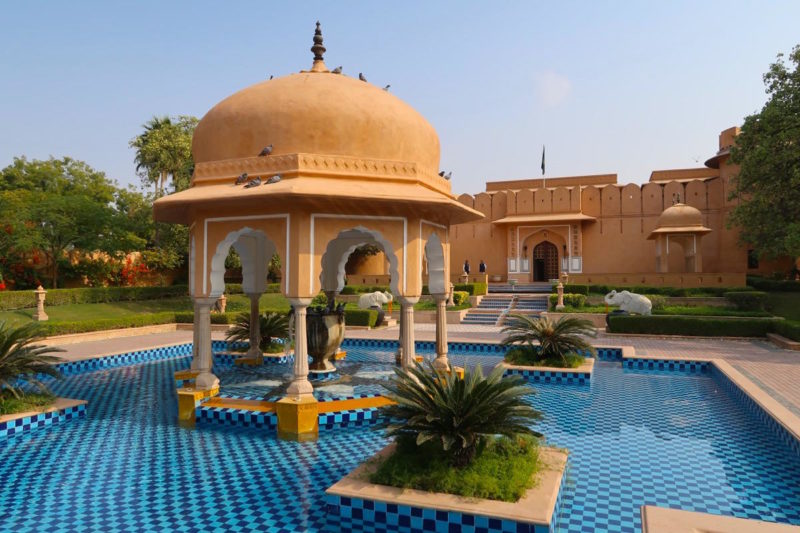 Oberoi Rajvillas Jaipur – Luxury Hotel Review
