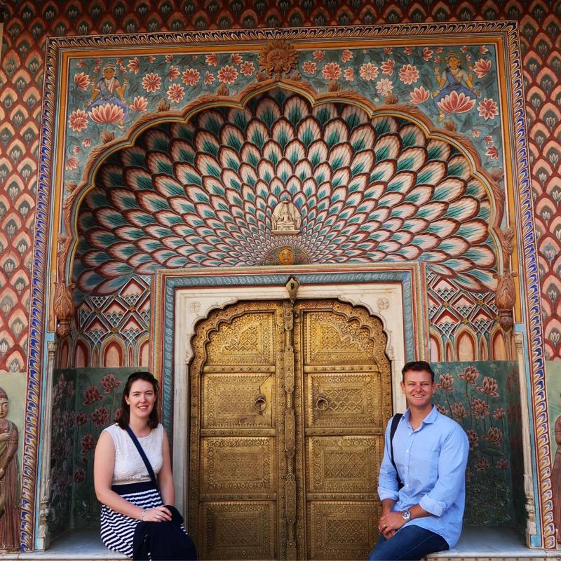 My instagram tour of incredible India - Travel with Penelope and Parker