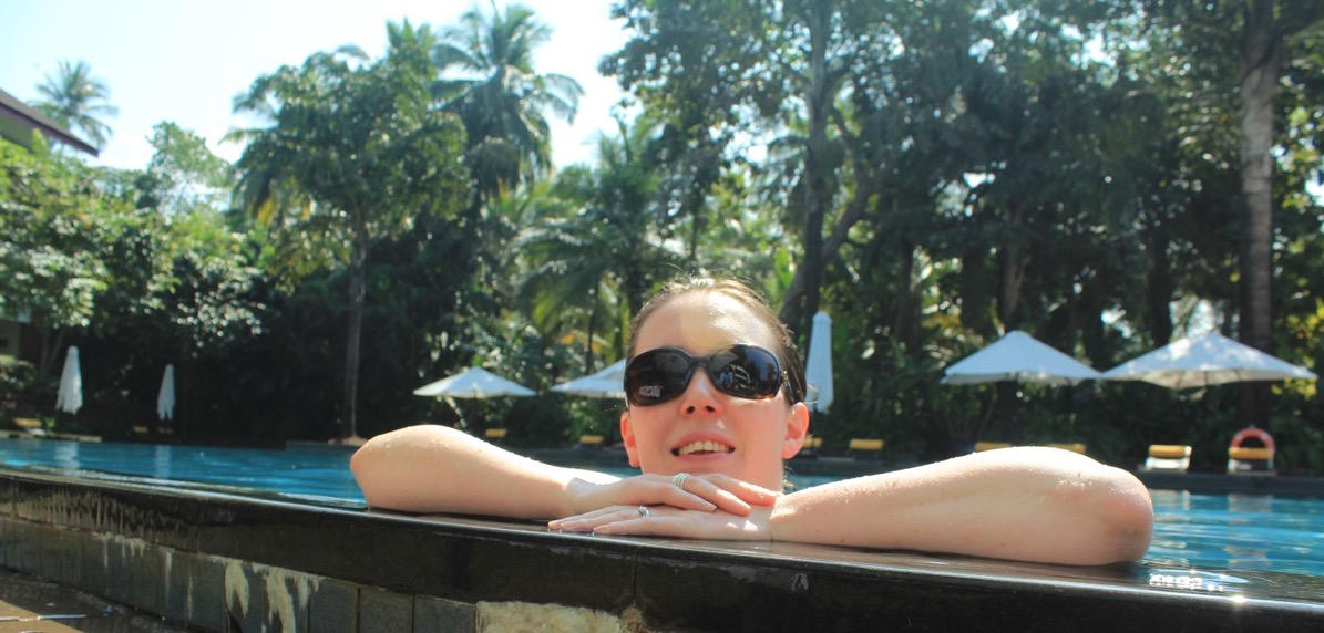 Rest and relaxation in Goa and Mumbai - Travel with Penelope & Parker