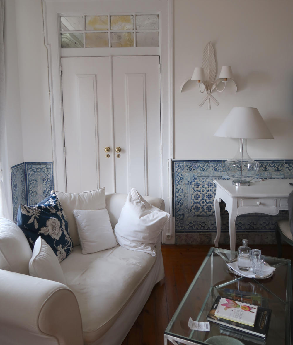 A Lisbon city retreat at Palacio Ramalhete - Travel with Penelope & Parker