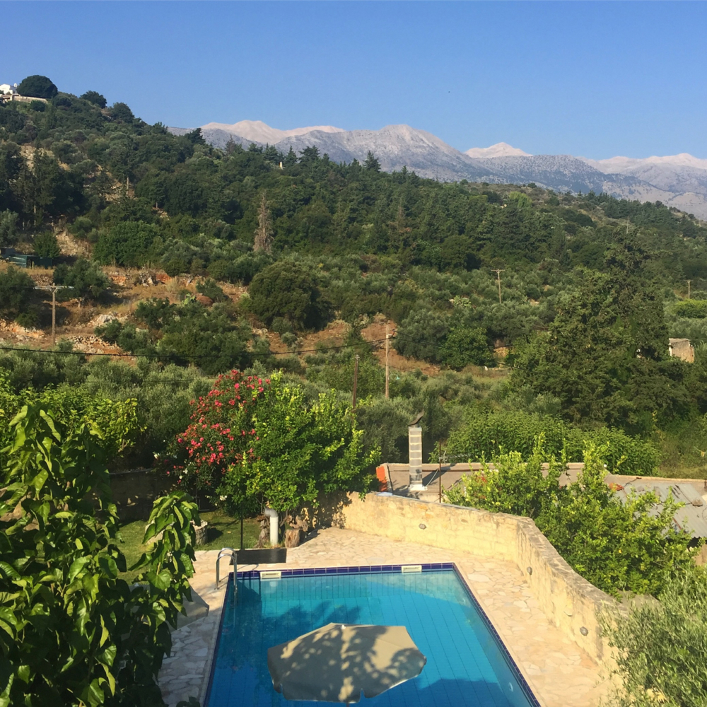 Airbnb in Greece: a Crete retreat - Travel with Penelope & Parker