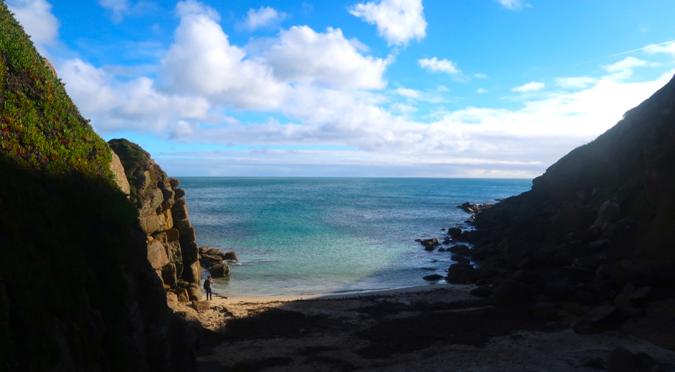 Cornish walks: Porthgwarra to Nanjizal - Travel with Penelope & Parker