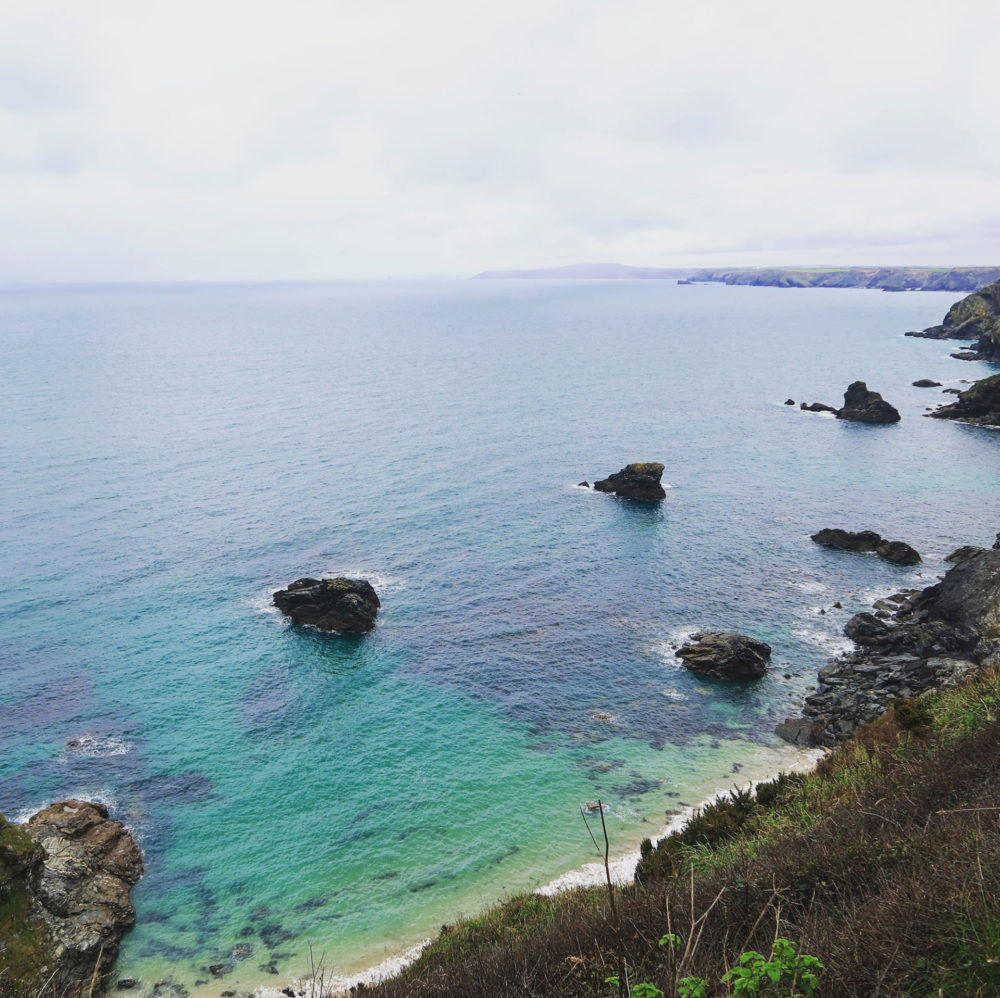 The magical north coast of Cornwall - Travel with Penelope & Parker