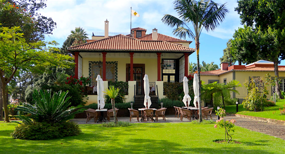 A botanical garden stay at Quinta Jardins do Lago in Madeira - Travel with Penelope & Parker