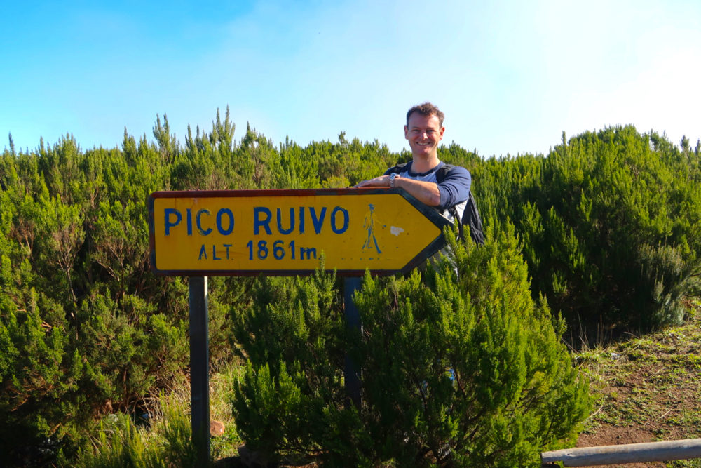 Hiking Madeira: awe-inspiring Pico Ruivo - Travel with Penelope & Parker